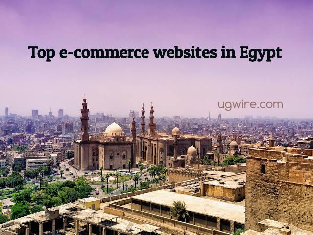 Top 10 e-commerce websites in Egypt 2021