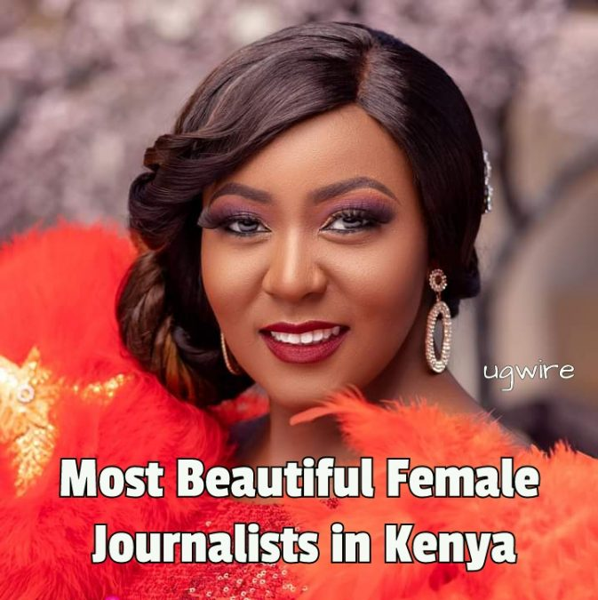 Top 10 Most Beautiful Female Journalists in Kenya 2021