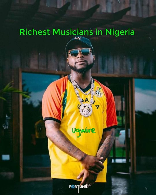 Top 10 richest musicians in Nigeria 2021 Forbes list