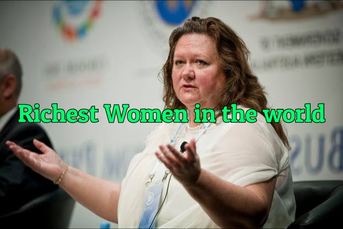 Richest Woman in the World 2021 Forbes Top 10 List Today