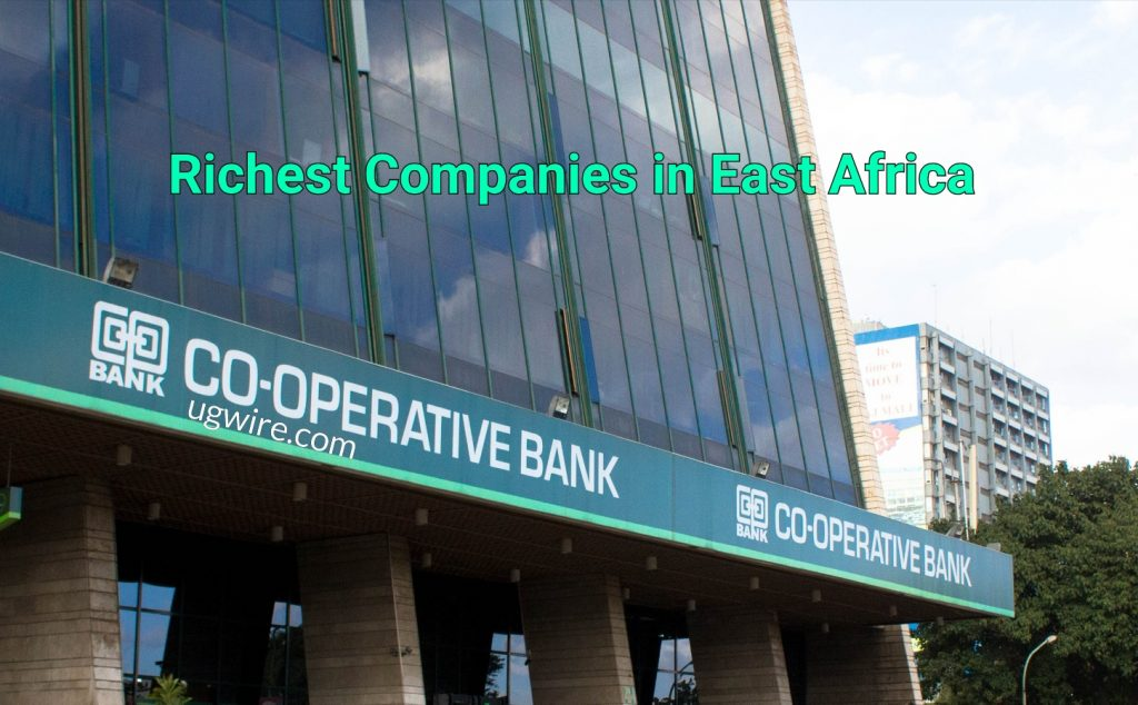 Top richest companies in East Africa 2021 Forbes