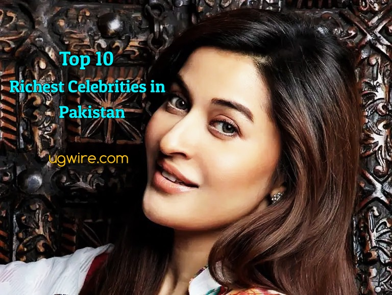 Richest celebrity in Pakistan 2021 top 10 list today